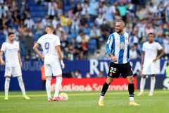 Real Madrid tunduk 1-2 di kandang Espanyol